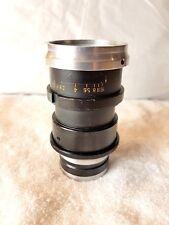 Bausch & Lomb BALTAR 75mm f2.3 (T2.5) Lens.