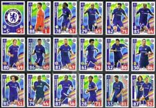 Chelsea Football Trading Cards 2017-2018 Season