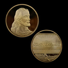 Jesus Last Dinner Christ Metal Coin Collection Souvenir Coins for Gifts