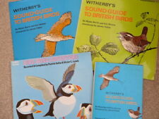 Witherby's Sound Guide to British Birds - Book &  Vinyl LP Record Bundle