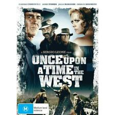 Once Upon A Time In The West (DVD, 2019)