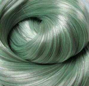 SILVERMINT Synatra Fiber Doll Hair for Custom Reroots