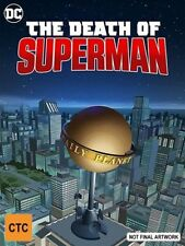The Death Of Superman (DVD, 2018)