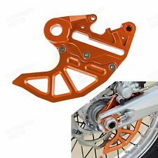 CNC Integrated Rear Brake Disc Guard KTM SX EXC XC XC-W 125 250 450 505 525 530