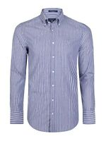 GANT MENS SHIRT ON SALE NEW WHITE POLOSHIRT REGULAR FIT SIZES : S/M/L/XL/XXL