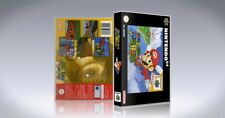 Super Mario 64 Nintendo 64 Juego De Reemplazo Estuche + portada