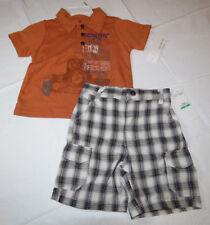 Baby Calvin Klein shorts polo shirt set 18M 18 months NEW boys 3672053