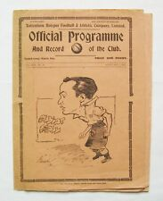More details for tottenham hotspur v coventry city reserves 1937/1938 good condition programme