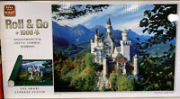 KINGS 1000 piece jigsaw puzzle AND Jigsaw Roll.POSTAGE INCL IN PRICE