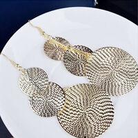 Elegant Fashion Lady Women Long Drop Ear Dangle Earrings Jewelry Gift