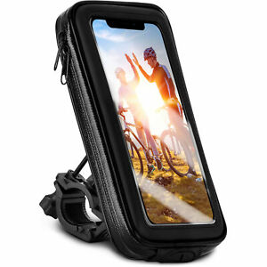 Bicycle Mount Waterproof for XIAOMI MI-2 Case Mountain Bike Wheel Holder Bag