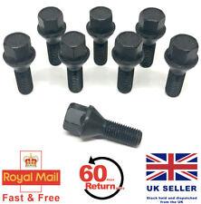 16 +4 L 220 Black Wheel Bulloni /& LOCK 14x1,5 DADI PER MERCEDES CLASSE S 98-06