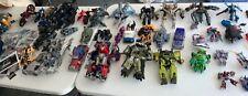 HUGE 2000?s 2010s Hasbro Transformers Figure Vehicle LOT (68) Optimus Prime