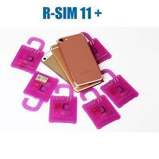 R-SIM 11 RSIM Nano Unlock Card for iPhone 5 5C 5S 6 6s 7 7 Plus 4G LTE IOS10.x