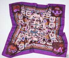 Écharpes et châles foulard rose à motif Géométrique pour femme