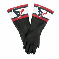 Houston Texans Rubber Cleaning & Dish Gloves