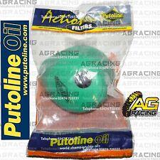 Putoline Pre-Oiled Foam Air Filter For Kawasaki KX 125 1999 99 Motocross Enduro