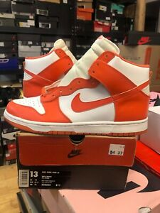 DS Nike Dunk High Pro Syracuse 1999 OG huf travis scott sb vintage bttys size 13