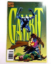 MARVEL Comics GAMBIT (1993) #3 Rare NEWSSTAND/UPC Edition NM- (9.2) Ships FREE!
