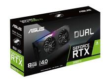 ASUS Dual GeForce RTX 3060 Ti DirectX 8GB Graphics Card Brand New - Ships Fast!