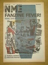 NME 1985 OCT 12 FEARGAL SHARKEY WEATHER PROPHETS GODARD