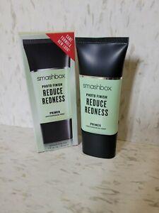 Smashbox Photo Finish Reduce Redness Primer 1 fl oz 30 ml. BRAND NEW IN BOX.