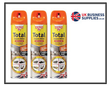 More details for zero-in total insect killer 300ml spray {3- pack}