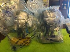 Disney Marvel McDonald's Toy Avengers End Game Happy Meal New War Machine Lot
