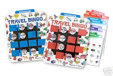 Melissa & Doug Wooden Travel Game Bingo Attached Parts!
