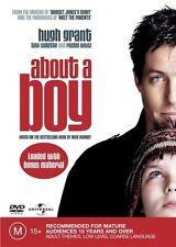 About A Boy BRAND NEW, Hugh Grant (DVD, 2003)