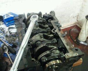 Ford Transit 2.4 TDCI MK7 rebuilt recondition engine JXFA 2006 - 2012 GUARANTEE