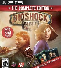 BioShock Infinite - Complete Edition - Playstation 3 Game