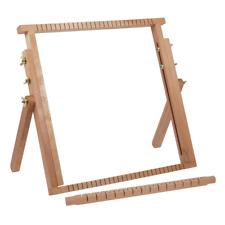 Milward Beech Wood Extendable Weaving Loom 40-61cm