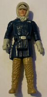 1980 Star Wars Han Solo Hoth Outfit Action Figure - Made In Hong Kong