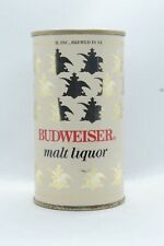 Budweiser Malt Liquor Pull Tab Test Can