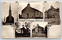 Belleville-Fairview Heights-East St Louis IL~Convent~St Philip's Church~c1910