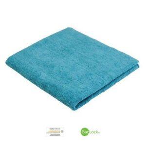 Norwex 2 Brand New Teal Bath Towel