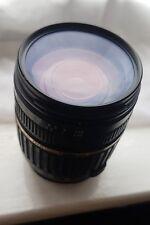 Nikon AF-D Tamron 28-200 mm ASPH. AF MACRO OBIETTIVO CON EXTRA