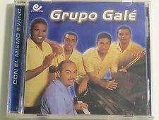 Grupo Gale Con el Mismo Swing & Escencia Latina 2 CD's