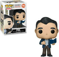 FUNKO POP! TELEVISION: Modern Family - Phil [New Toys] Vinyl Figure