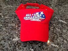 All Star Challenge Cheer & Dance National Championships Hat Visor Cheerleading