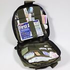 Paraclete First Aid Medical Supplies Kit IAP019 IFAK Pouch Smoke Green MOLLE