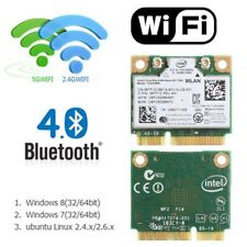Dual Band Bluetooth 4.0 Wireless Mini PCI-E Card For Intel 7260 AC DELL 7260HMW