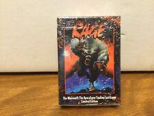Upper Deck White Wolf 1995 Rage 60 Card Starter Deck Sealed