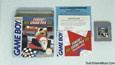 Sunsoft Grand Prix - Nintendo Gameboy Classic - GB