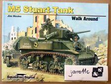 *M5 Stuart Tank - Walk Around - Squadron/Signal