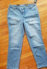 Style & Co. Denim Women's Tummy Control Slim Leg HiRise Stretch Jeans Sz 18W NWT