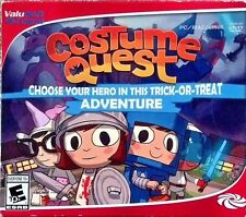 COSTUME QUEST: ROLE PLAYING TRICK-OR-TREAT PC/MAC/LINUX GAME, Halloween, Rated E