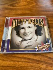 Country Stars & Stripes by Kitty Wells (CD, Mar-2001, Direct Source)