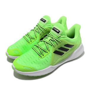 adidas ClimaCool Vent Summer.Rdy Green Black White Men Running Shoes EE3914